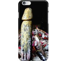 ...the harder they fall iPhone Case/Skin