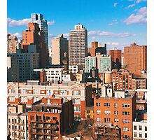 NYC Rooftops Photographic Print