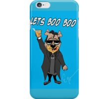 Lets Boo Boo 2 iPhone Case/Skin