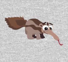 Anteater Cartoon Kids Tee