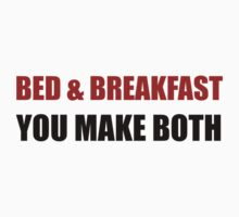 Bed And Breakfast One Piece - Long Sleeve