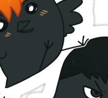 Haikyu-!! Crows Sticker