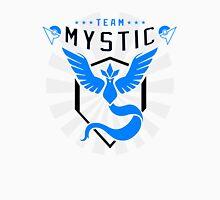 Team Mystic White Back Unisex T-Shirt