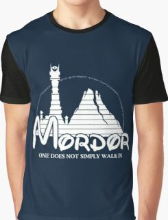 Parody mordor Graphic T-Shirt