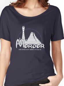 Parody mordor Women's Relaxed Fit T-Shirt
