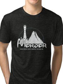 Parody mordor Tri-blend T-Shirt