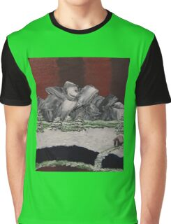 winters coming Graphic T-Shirt