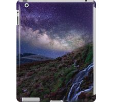 The creek and the milky way iPad Case/Skin