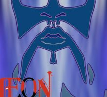Leon Russell Rock & Roll Hall of Fame Commemorative Artwork by L. R. Emerson II Sticker