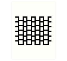 """Black & White Contemporary """"Love"""" Edition Art Print"""