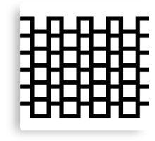 """Black & White Contemporary """"Love"""" Edition Canvas Print"""