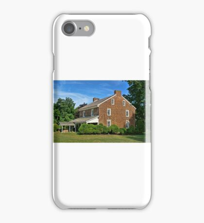 History & Mystery iPhone Case/Skin