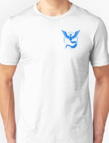Pokemon GO - Team Mystic logo Unisex T-Shirt