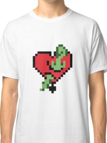 Possession - Bioshock Infinite - Pixl8ed Vigor Icon Classic T-Shirt