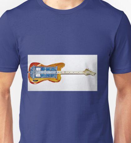 Bass Guitardis Unisex T-Shirt