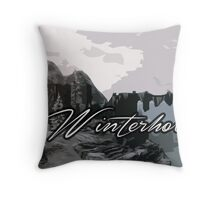 Winterhold Throw Pillow