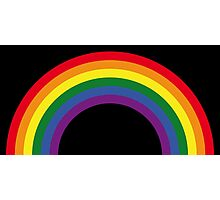 Rainbow / Arc-En-Ciel / Arcoíris / Regenbogen (6 Colors) Photographic Print