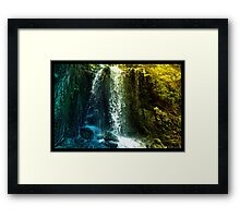 Pure Thomacheat #15.THE SOURCE Framed Print