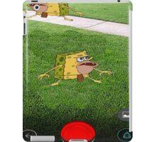 Pokemon Spongebob iPad Case/Skin