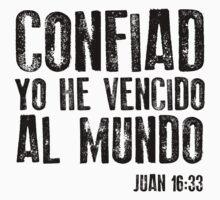 Confiad by Jorge Zade
