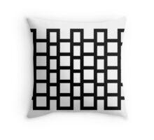 "Black & White Contemporary ""Love"" Edition Throw Pillow"