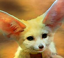 Fabulous Foxes:  I'm All Ears! by Bunny Clarke