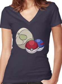 Adventuring Supplies 2 Women's Fitted V-Neck T-Shirt