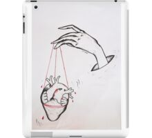 The Handler #2 (Muse) iPad Case/Skin