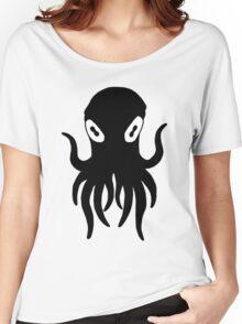 Black Octopus Women's Relaxed Fit T-Shirt