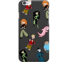 kim possible iphone case iPhone Case/Skin
