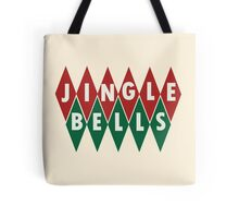 Jingle Bells Tote Bag