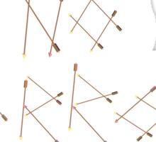 Arrows: 4 Sticker