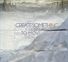Create something by GioclearDesign