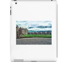 Castle cannons iPad Case/Skin