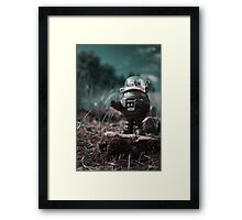 Robbie the Robot, Forbidden Planet Framed Print