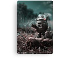 Robbie the Robot, Forbidden Planet Canvas Print