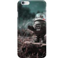 Robbie the Robot, Forbidden Planet iPhone Case/Skin
