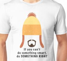 Jayne Cobb - Do Something Right Unisex T-Shirt