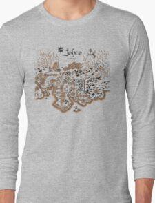 Johto Map T-Shirt