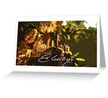 Elsweyr Greeting Card