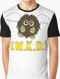 What Would Kuriboh Do? (W.W.K.D.?) Graphic T-Shirt