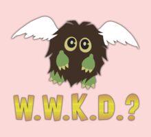 What Would Kuriboh Do? (W.W.K.D.?) Kids Tee