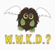 What Would Kuriboh Do? (W.W.K.D.?) One Piece - Short Sleeve