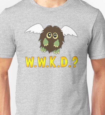 What Would Kuriboh Do? (W.W.K.D.?) Unisex T-Shirt