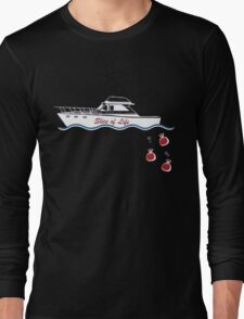 Dexter Morgan Slice of life Long Sleeve T-Shirt