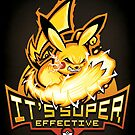 Pika Power - Print by TrulyEpic