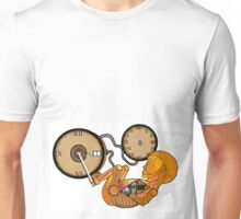 SteamPunk Maternity  Unisex T-Shirt