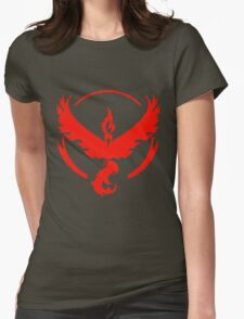 Pokemon GO - Team Valor 2.0 Womens Fitted T-Shirt