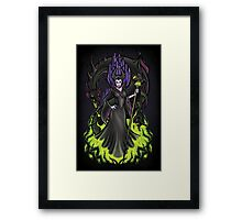 I Am Not Afraid - Print Framed Print