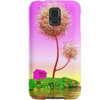 Colorful island. Samsung Galaxy Case/Skin